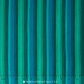 Kaffe Wovens - Multi Stripe Deep Sea Yardage