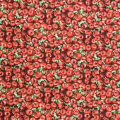 Farm Life - Packed Apples Red Yardage