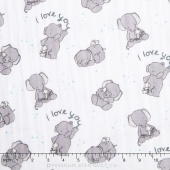 Embrace - Double Gauze Be Loved Aruba Yardage