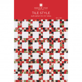 Tile Style Quilt Pattern by Missouri Star