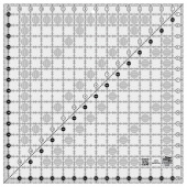"Creative Grids® Quilt Ruler 16 1/2"" x 16 1/2"" Square"