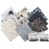 Natural Blooms Neutral Fat Quarter Bundle