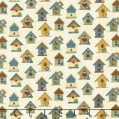 Sunshine Garden - Bird Houses Sand Yardage