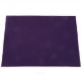 "Rainbow Classic 9"" x 12"" Felt Squares Purple"