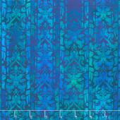 Tapestry - Stripe Blue Yardage