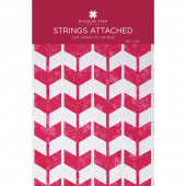 Strings Attached Quilt Pattern by Missouri Star