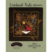 Cardinal Rule (Winter) Pattern