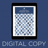 Digital Download - Disappearing Pinwheel Twist Pattern by Missouri Star