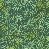 Bahama Batiks - Jungle Yardage
