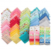Lil' Sprout Too! Flannel Fat Quarter Bundle