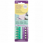 Clover Wonder Clips - 10 Count