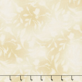 Paradise - Diffused Tonal Cream Yardage