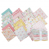 Sweet Baby Girl Fat Quarter Bundle