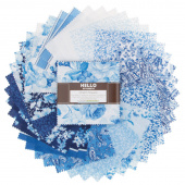 Mayfield Indigo Colorstory Charm Pack