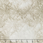 White Sands - Sea Urchins Neutral Digitally Printed Yardage