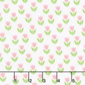 Cozy Cotton Flannels - Sweet Flowers Garden Yardage