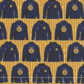 FFA Forever Blue - FFA Jacket Gold Yardage