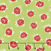 Smitten - Lovely Green Yardage
