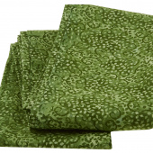 Wilmington Essentials - Leafy Scroll Dark Green 3 Yard Cut