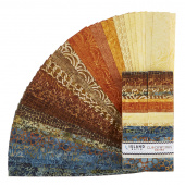 Clockworks Batiks Strips