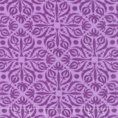 Sweet Pea & Lily - Fancy Medallion Sweet Pea Yardage