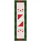 Santa Table Runner Kit