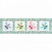Serene Butterfly Table Runner Kit