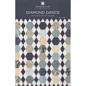 Diamond Dance Quilt Pattern by Missouri Star