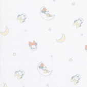 Cotton Muslin Double Gauze - Minnie Multi Yardage
