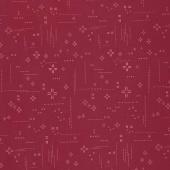 Decostitch - Elements Borgogna Burgundy Yardage