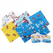 The Cat in the Hat Fat Quarter Bundle