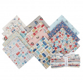 Stitch in Time Fat Quarter Bundle