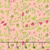 Painted Meadow - Simple Drawings Petal Yardage