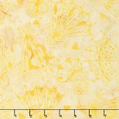 Tonga Batiks - Dragonfly Fan Sun Yardage