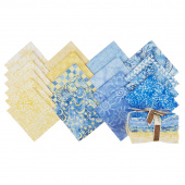 Forget Me Not Batiks Fat Quarter Bundle
