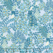 Natural Beauty - Goddess Periwinkle Yardage