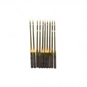 Organ Titanium Quilting Machine Needles Size 14/90