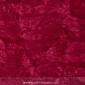 Artisan Batiks Solids - Prisma Dyes Red Plum Perfect Pomegranate Yardage