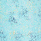 Tonga Batiks - Beach Fern Bristles Coast Yardage