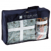Missouri Star Precut Storage Bag - Navy