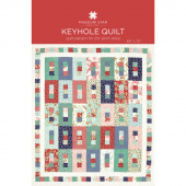 Keyhole Quilt Pattern by Missouri Star