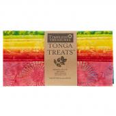 """Tonga Treats Batiks - Vivid 10"""" Squares"""