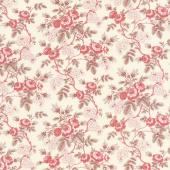 La Rose Rouge - Rosina Pearl Yardage