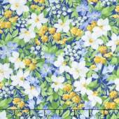 Summer Breeze V - Spring Garden Royal Yardage