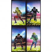 Sports Life - Football Multi Digitally Printed Panel