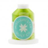 Missouri Star 40 WT Polyester Thread Lime Green
