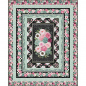 Botanical Oasis Bed Quilt Kit