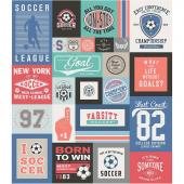 Varsity - Soccer Panel