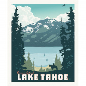 Destinations - Lake Tahoe Panel