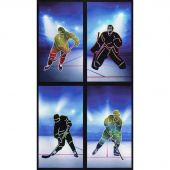 Sports Life - Hockey Multi Digitally Printed Panel